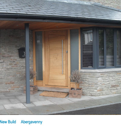 New Builds | Builders in Monmouthshire | A A Bendon Construction ...